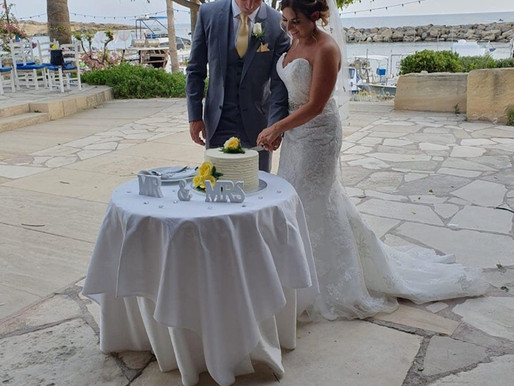 Michelle & James - 4th June 2019 Coral Beach Hotel