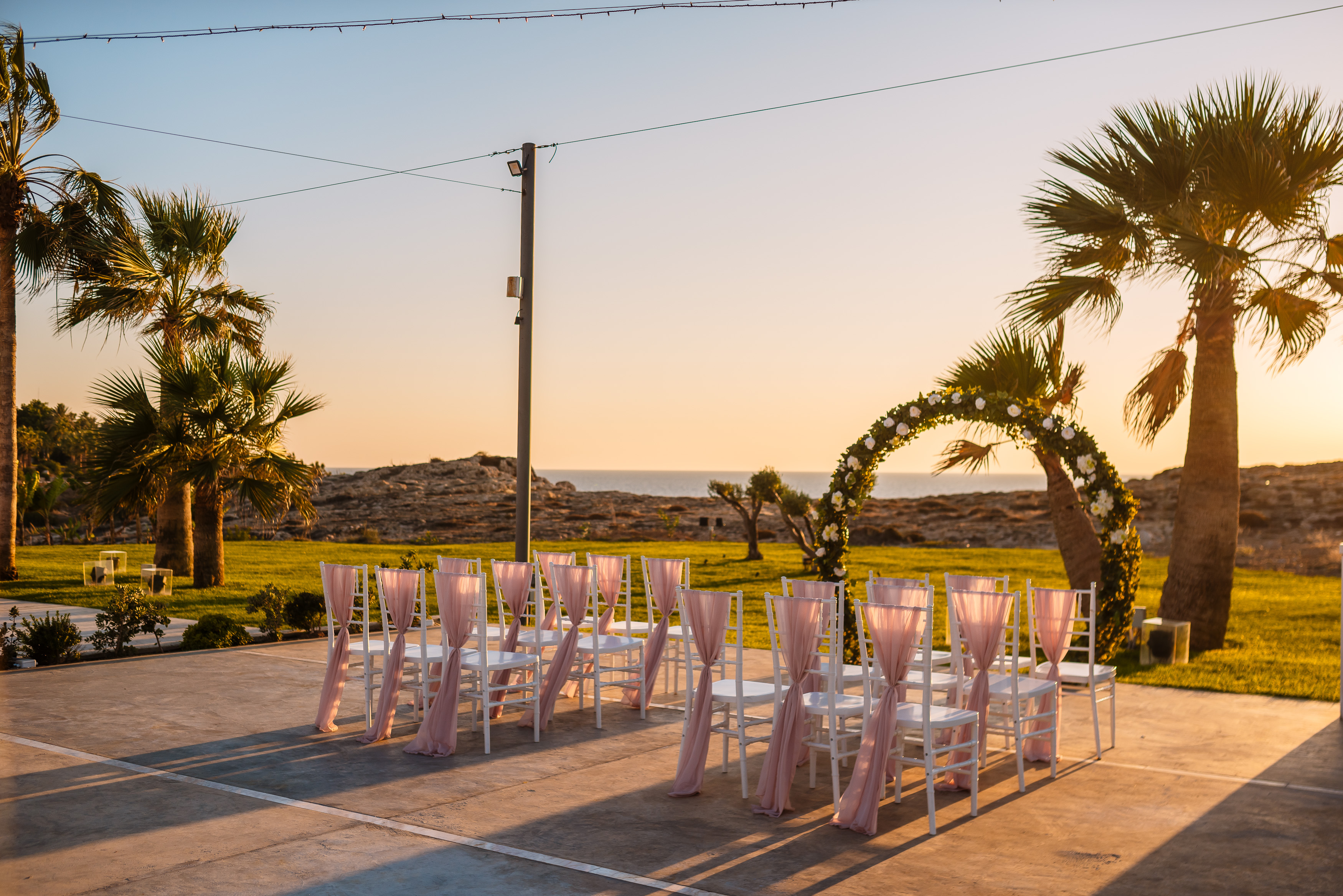 Alassos wedding venue in Cyprus