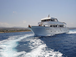 Yacht Weddings in Paphos Cyprus