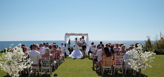 Cap St George Wedding VenueCap St George Wedding Venue
