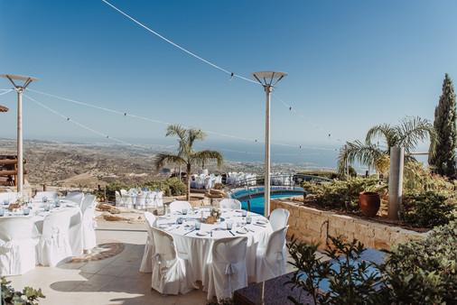 Panorama Villa Weddings Paphos Cyprus
