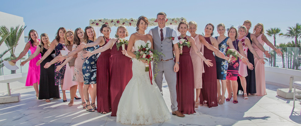 Wedding Hotel Paphos Cyprus