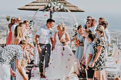 Panorama villa wedding packages by Cyprus Dream Weddings
