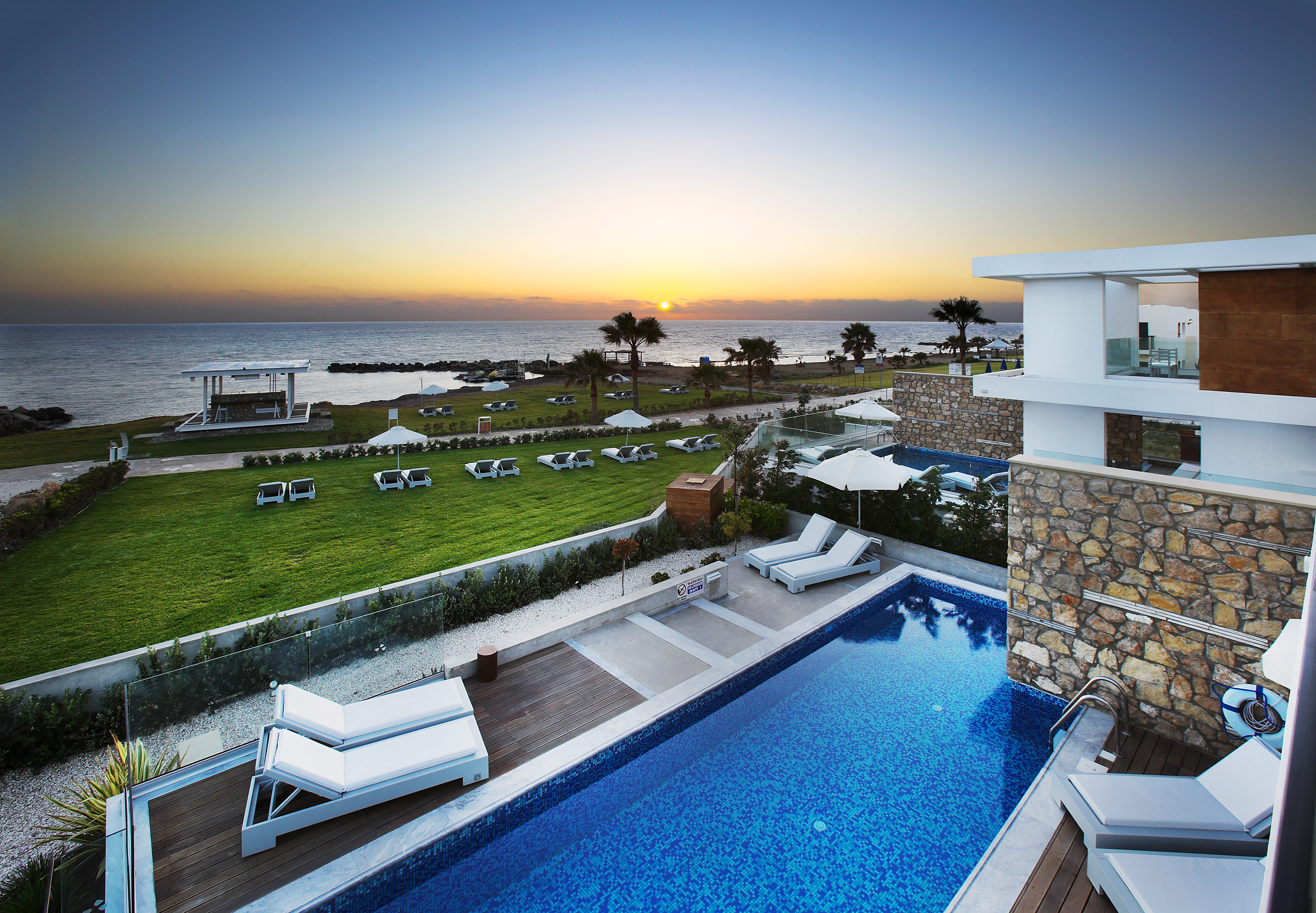 Cyan Luxury Holiday Villa Cyprus