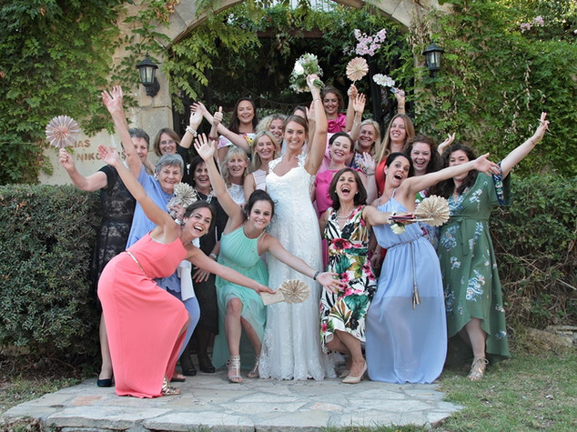 Vasilias Inn Wedding Package