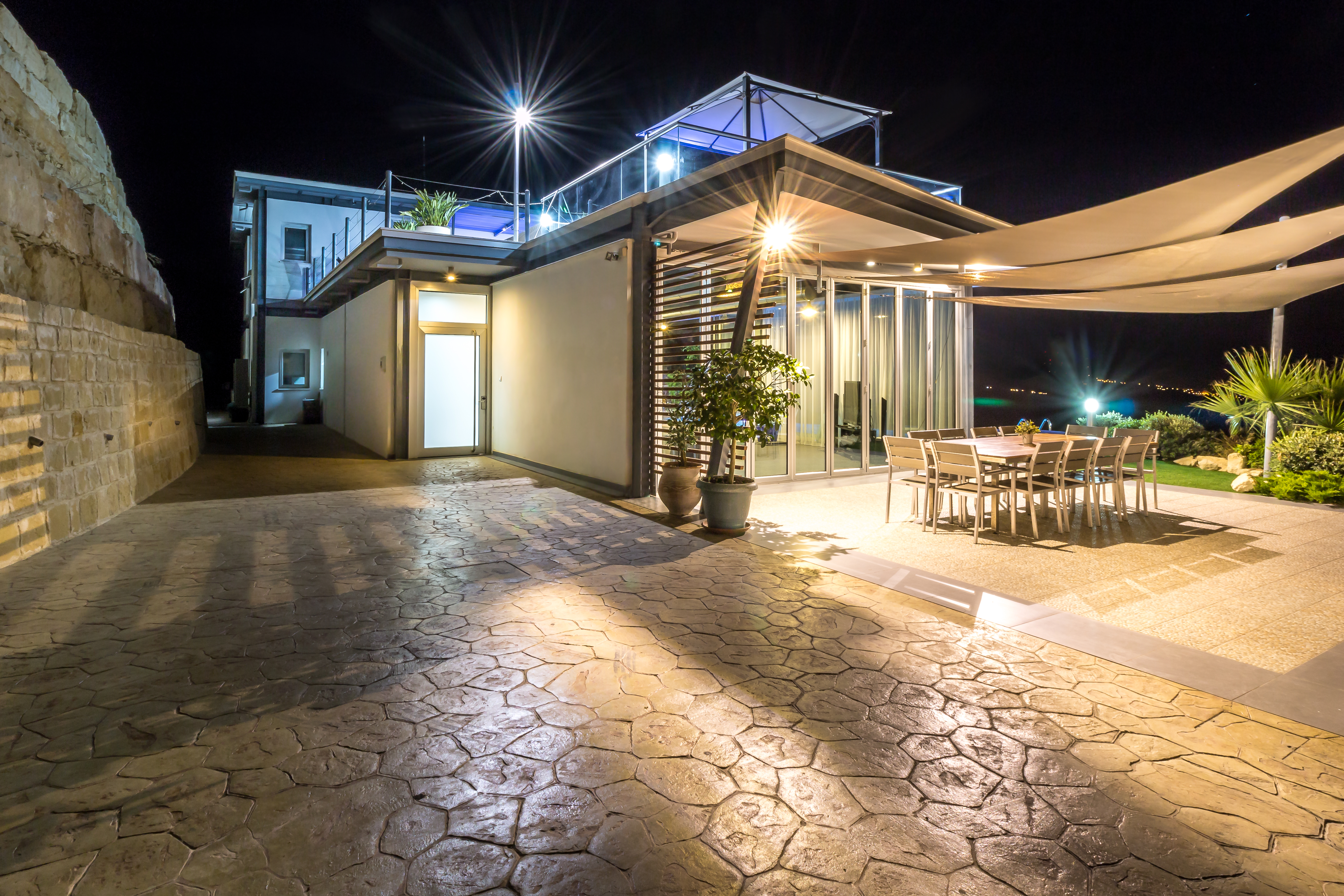 Large family villa holiday Paphos Cy