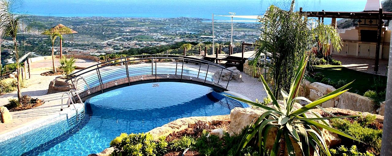 Panorama Villa Coral Bay Paphos