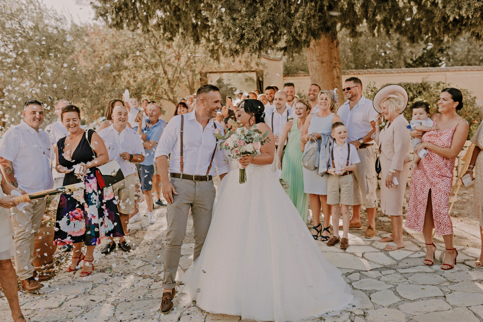 Minthis Hills Wedding Package Cyprus