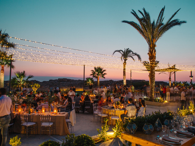 Alassos Beach Wedding Venue Package