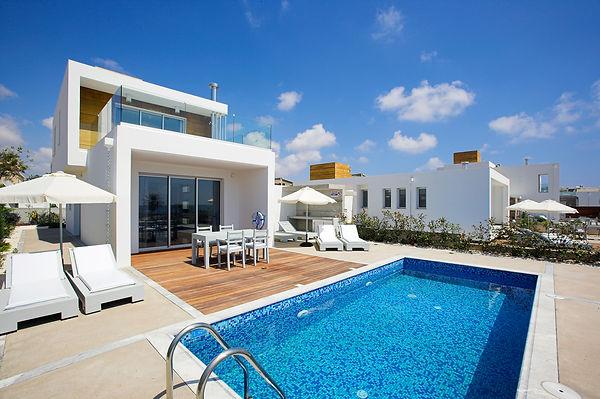 Summer holidays in Cyprus Villa