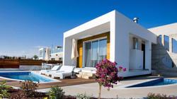 Villa Sky Paradise Cove Pafos Cyprus