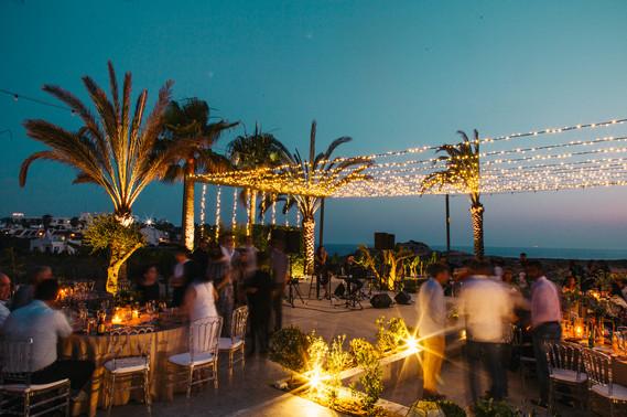 Pafos beach wedding package Alassos