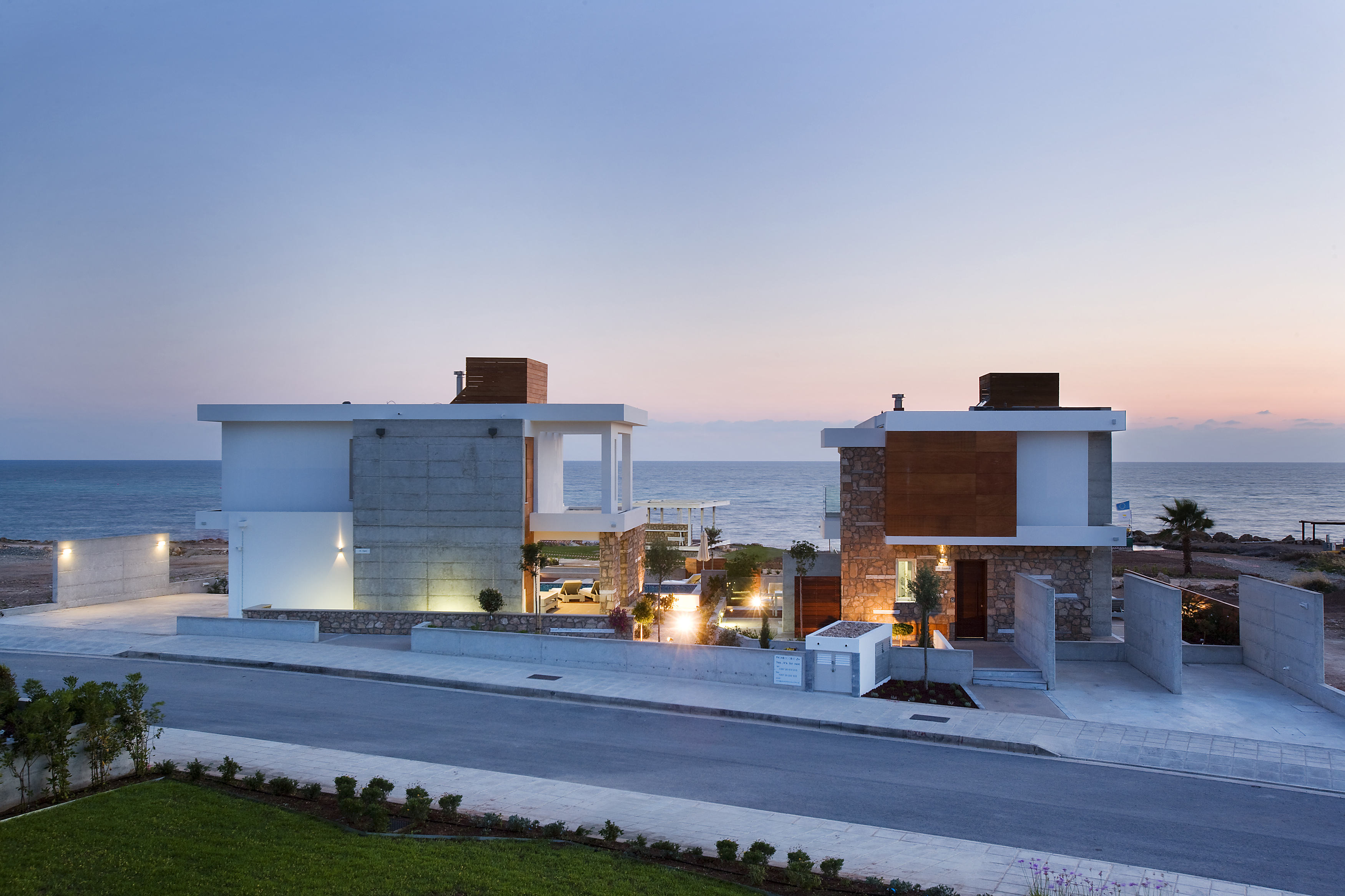 Cyan Modern Luxury Villa for holidays in Cyprus