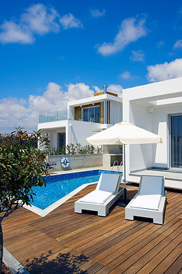 Modern Villa for holidays Paphos Cyprus