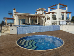 Large villa for family holiday Pafos