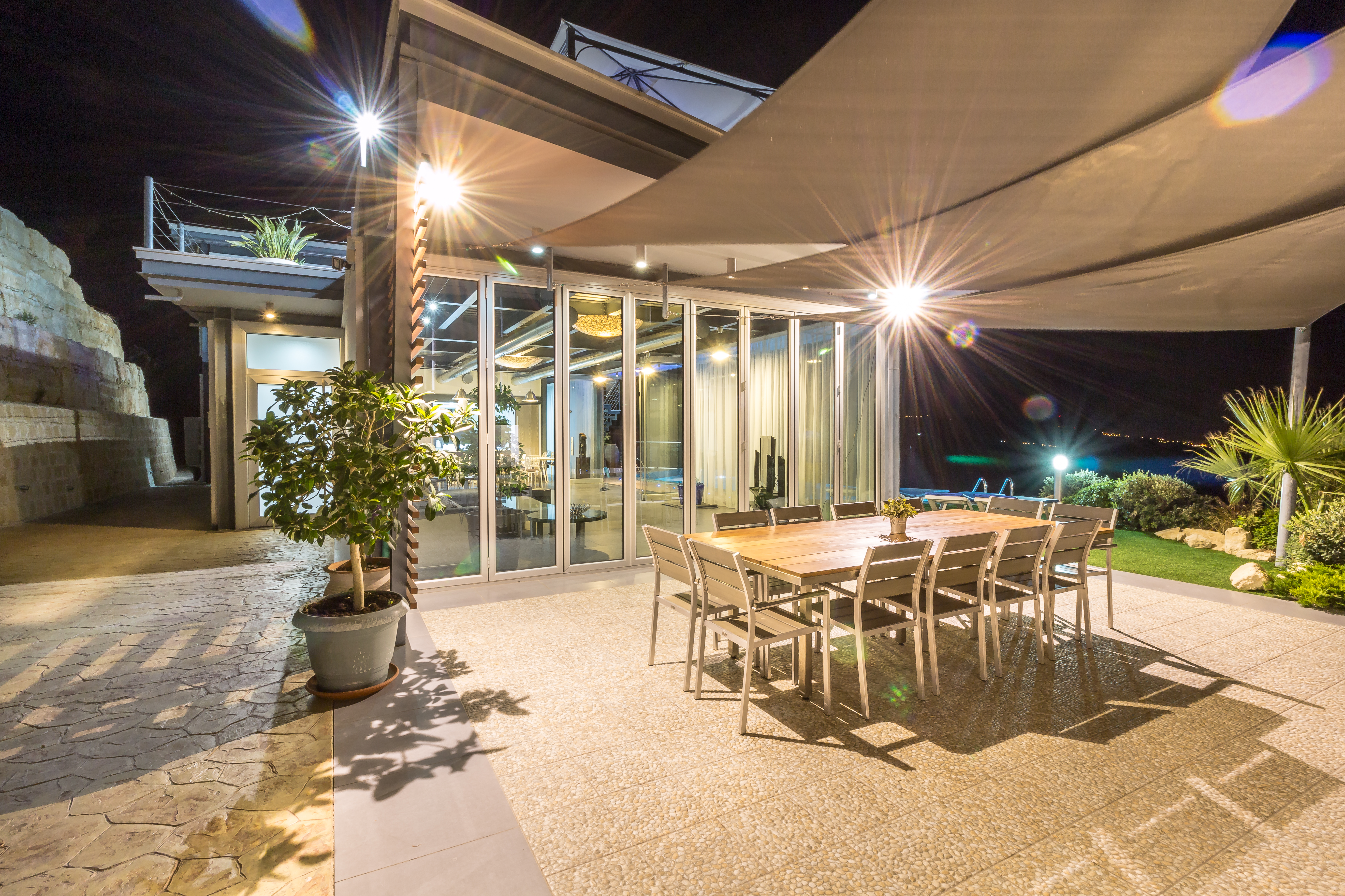 Luxury paphos cyprus villa 6 bedroom