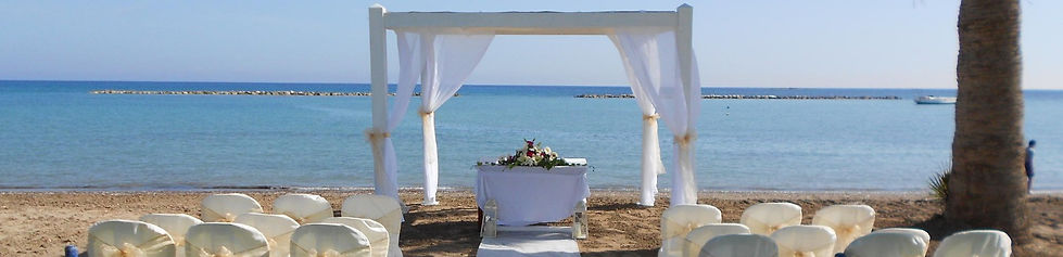 Cyprus wedding services for all you need for your Cyprus Wedding