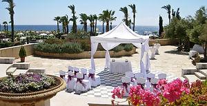 Elysium Hotel Weddings Paphos Cyprus