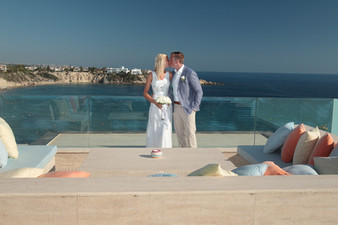Water's Edge Luxury Wedding Villa Paphos Cyprus