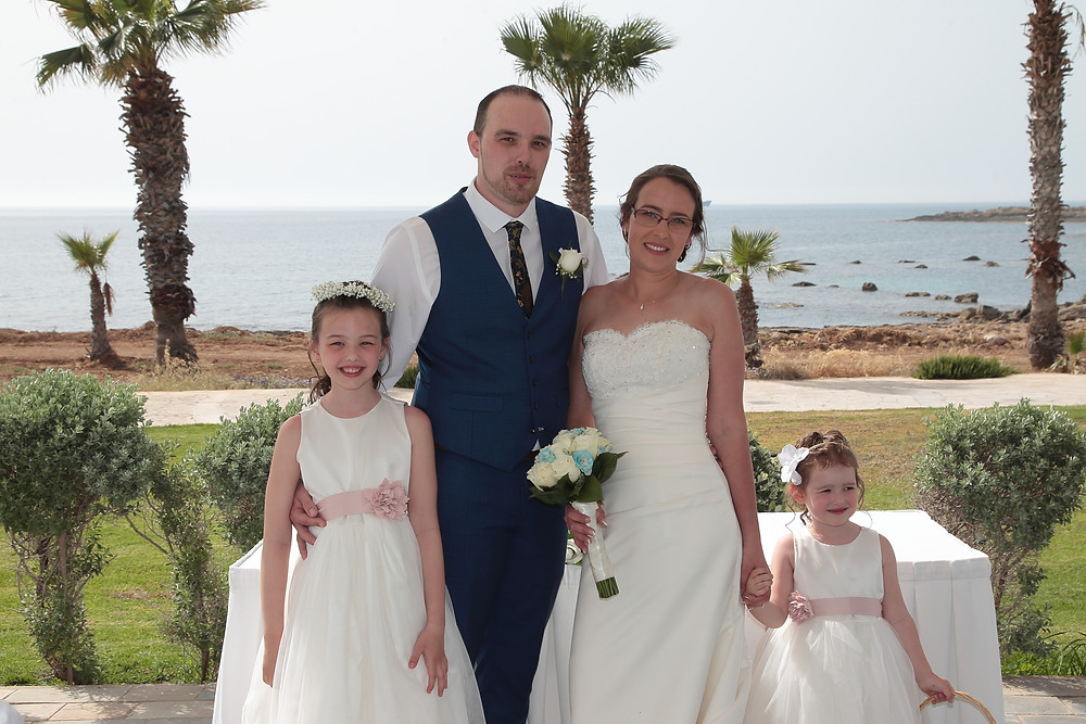 Cyprus Dream Weddings, Cyprus Wedding Planner, Paphos Weddings, Destination Weddings, Kefalos Beach Hotel Weddings, Beach Weddings Paphos, Kerry Barker