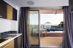 Cyan villa for luxury holidays in Cyprus