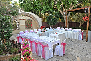 The Green Olive Restaurant in paphos Cyprus best wedding reception venue