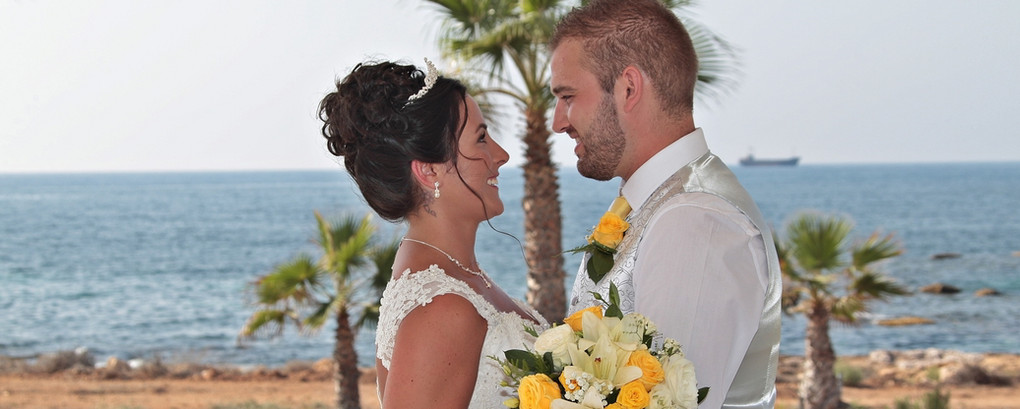 Kefalos Beach Hotel by Cyprus Dream Weddings wedding planners in Paphos for 2019, 2020 and 2021