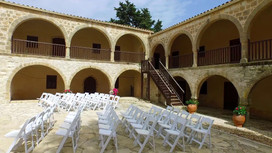 Weddings at the Minthis Hills Cyprus