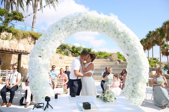 Wedding in Paphos Cyprus