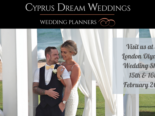 Keep Calm - Team Cyprus Dream Weddings are coming to London!!!