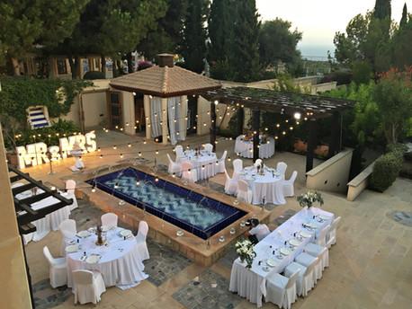 Aphrodite Hills Weddings by Cyprus Dream Weddings