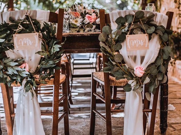 Wedding Reception Options