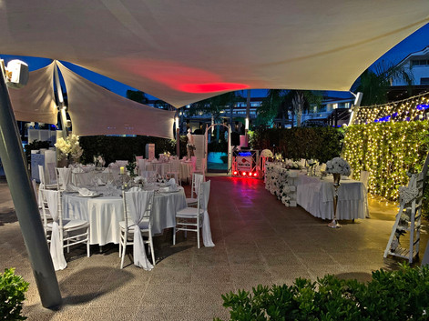 Wedding packages at the Paphos Olympic Lagoon Hotel in Paphos Cyprus