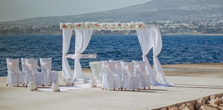 Cyntiana Beach Hotel Weddings Cyprus