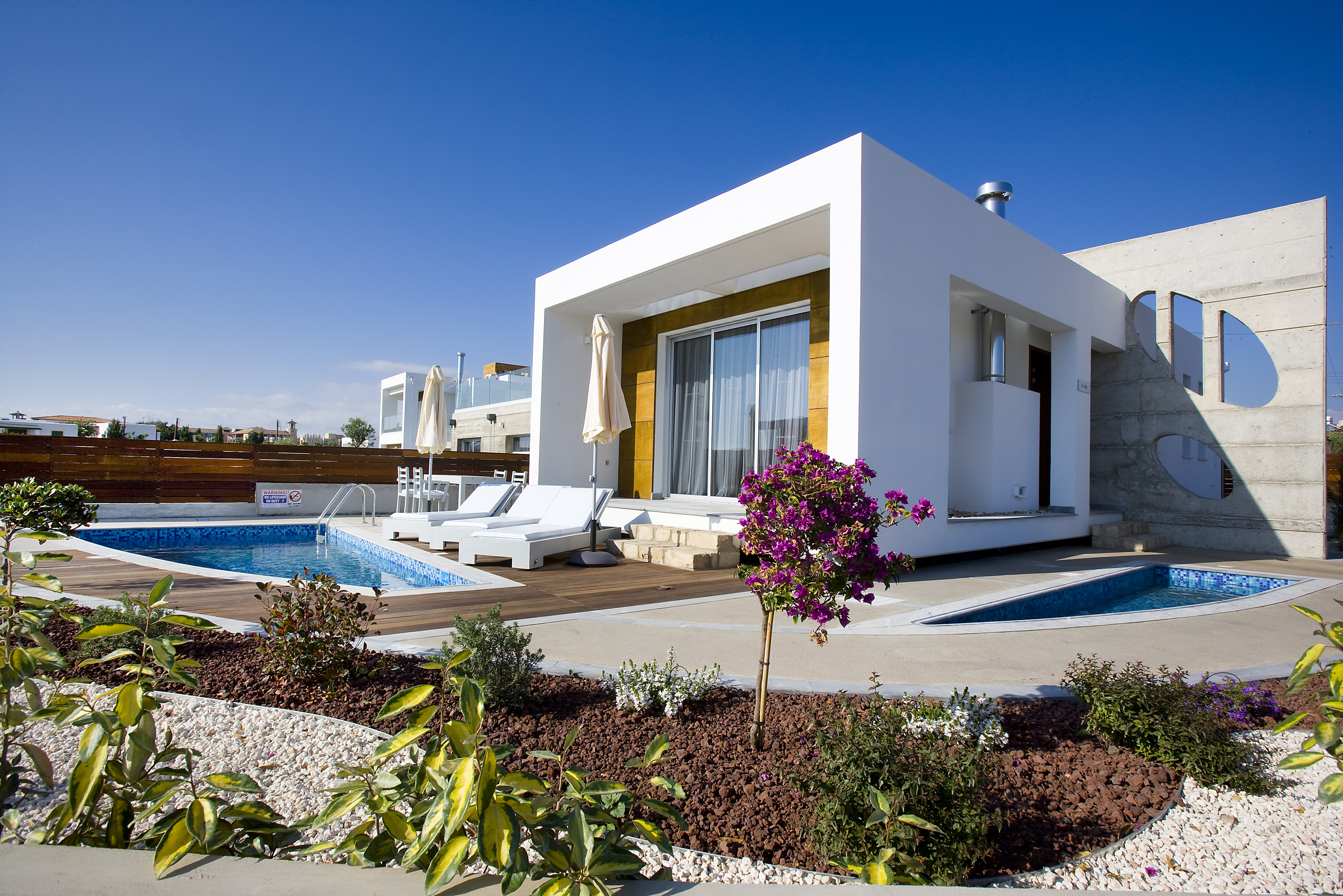 Villa Sky Paradise Cove Pafos Cyprus