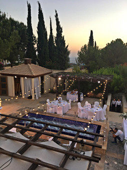 Aphrodite Hills Weddings by Cyprus Dream Weddings