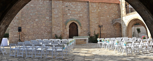 Wedding at Minthis Hills Pafos Cyprus