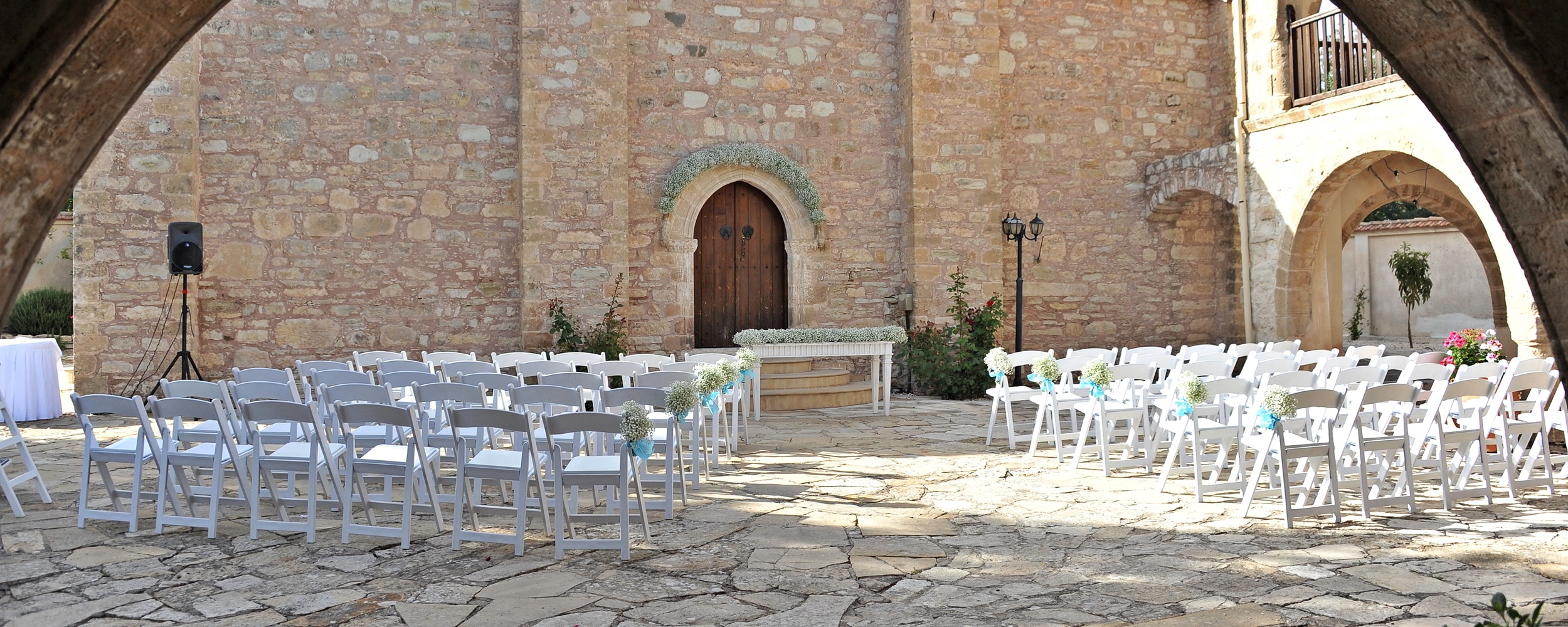 Weddings at Minthis Hills Paphos