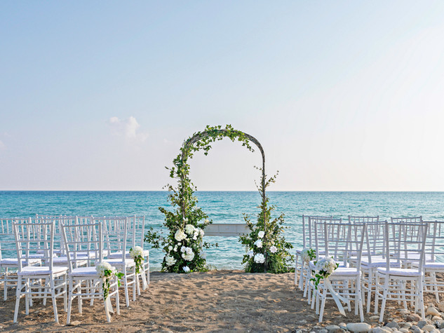 Coral Residences Wedding Package