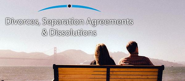 Divorces, Separations & Dissolutions