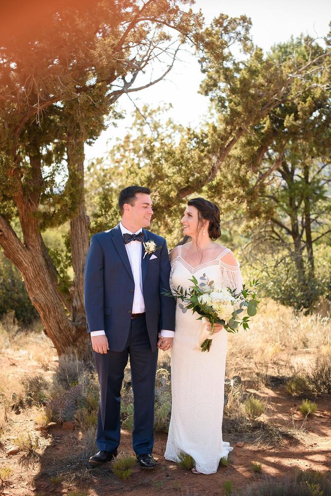 Sedona Wedding| Corey and Kylie | L'Auberge De Sedona