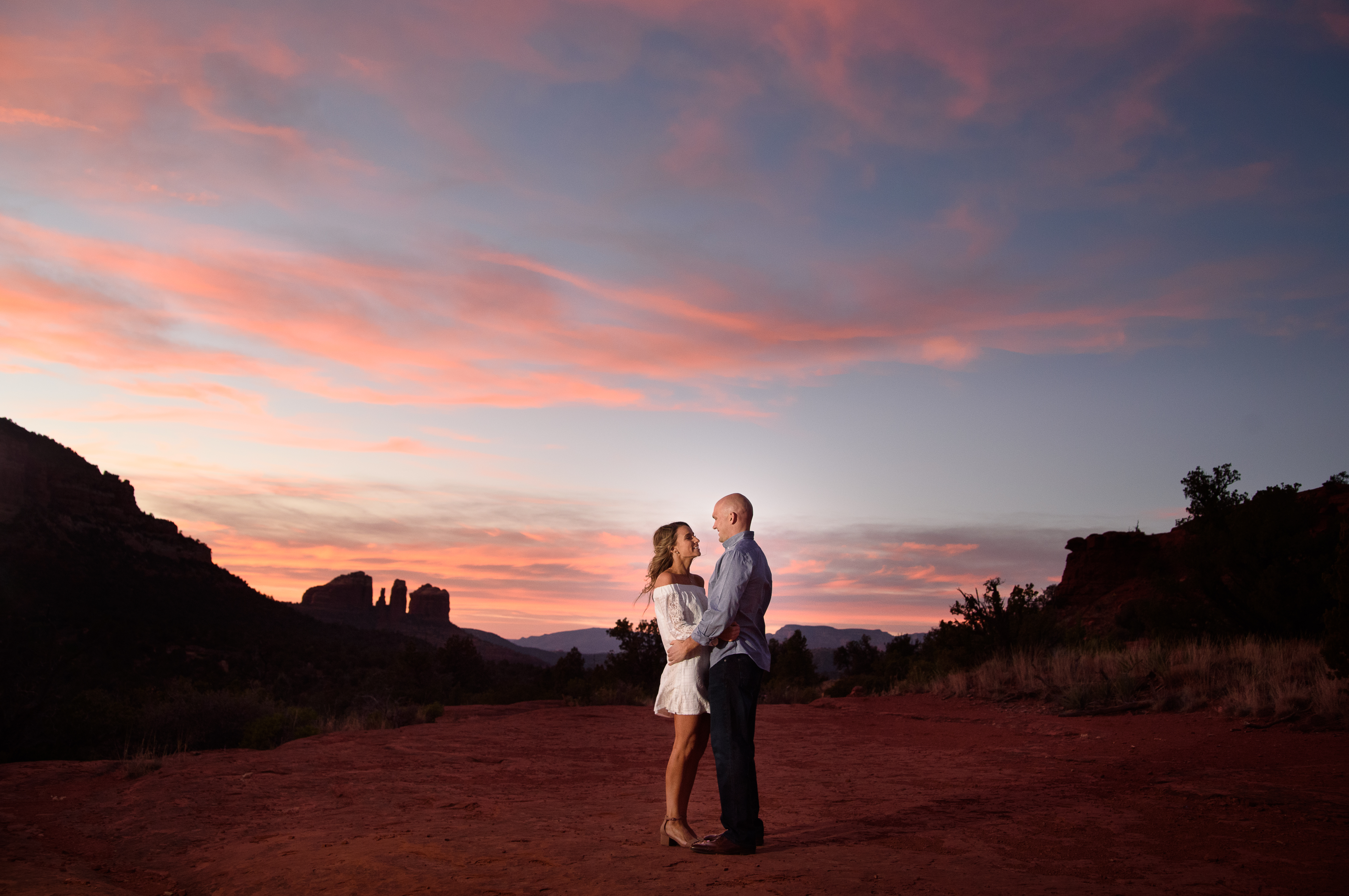 Sedona Engagement Photographer
