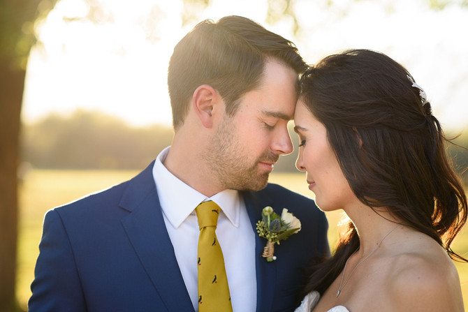 Thomas and Makena's Cottonwood Barn Wedding