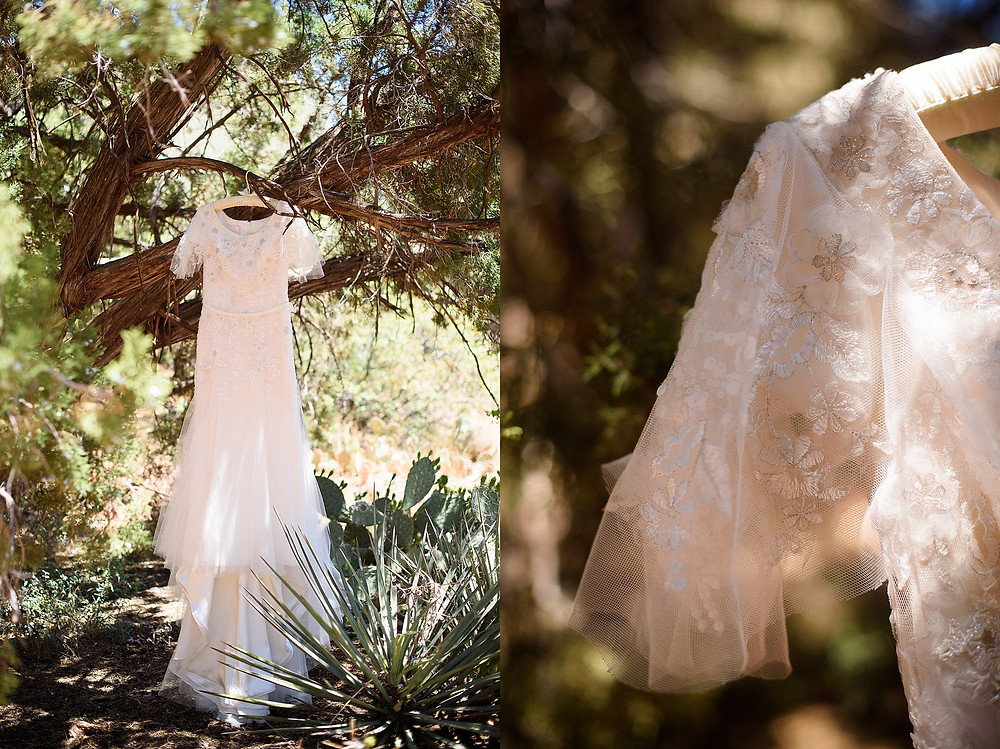 Bridal Gown | Sedona Heritage Museum| Joyce and Friday