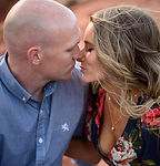 engagement photos at bell rock sedona