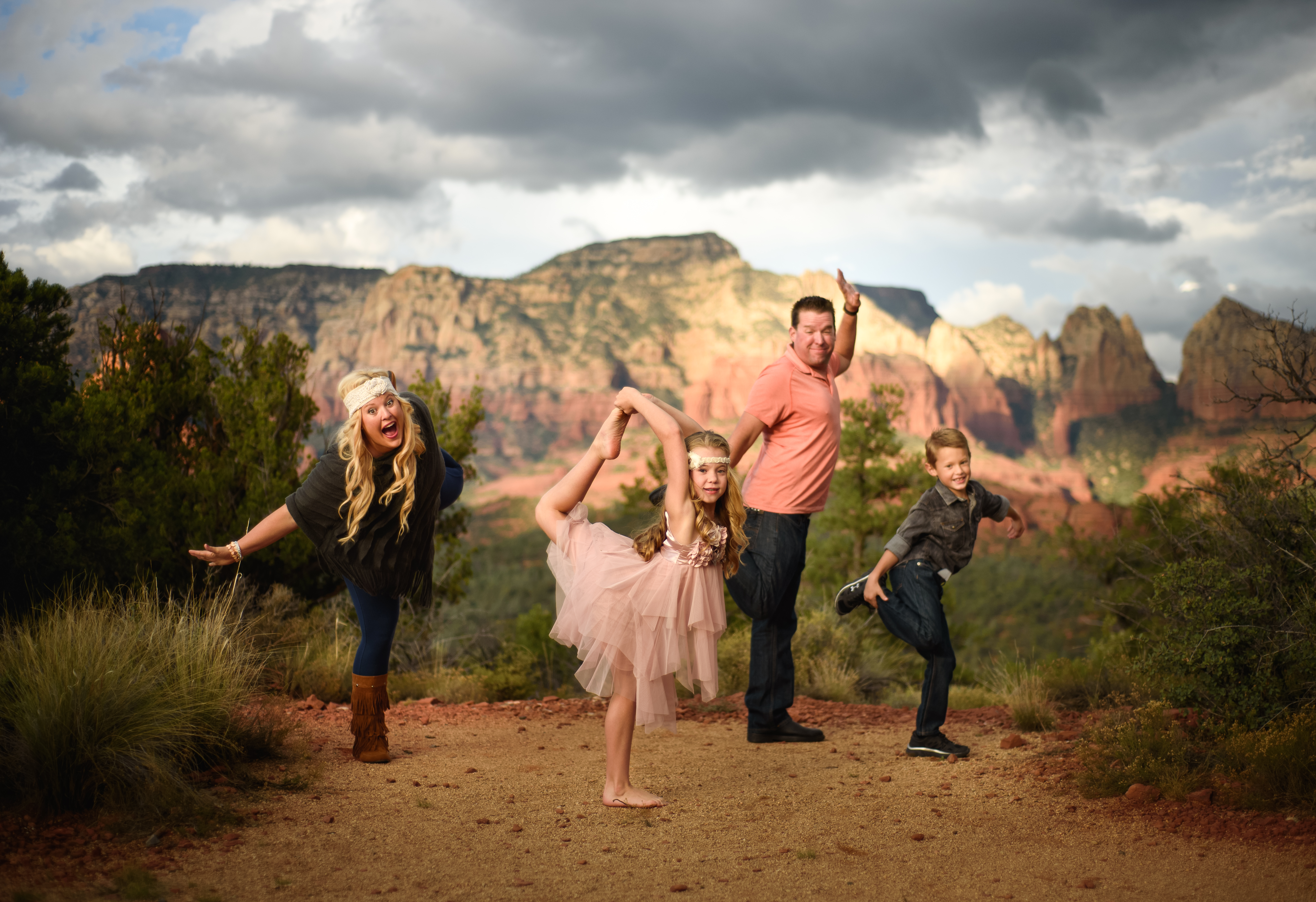 Sedona Family Photographer
