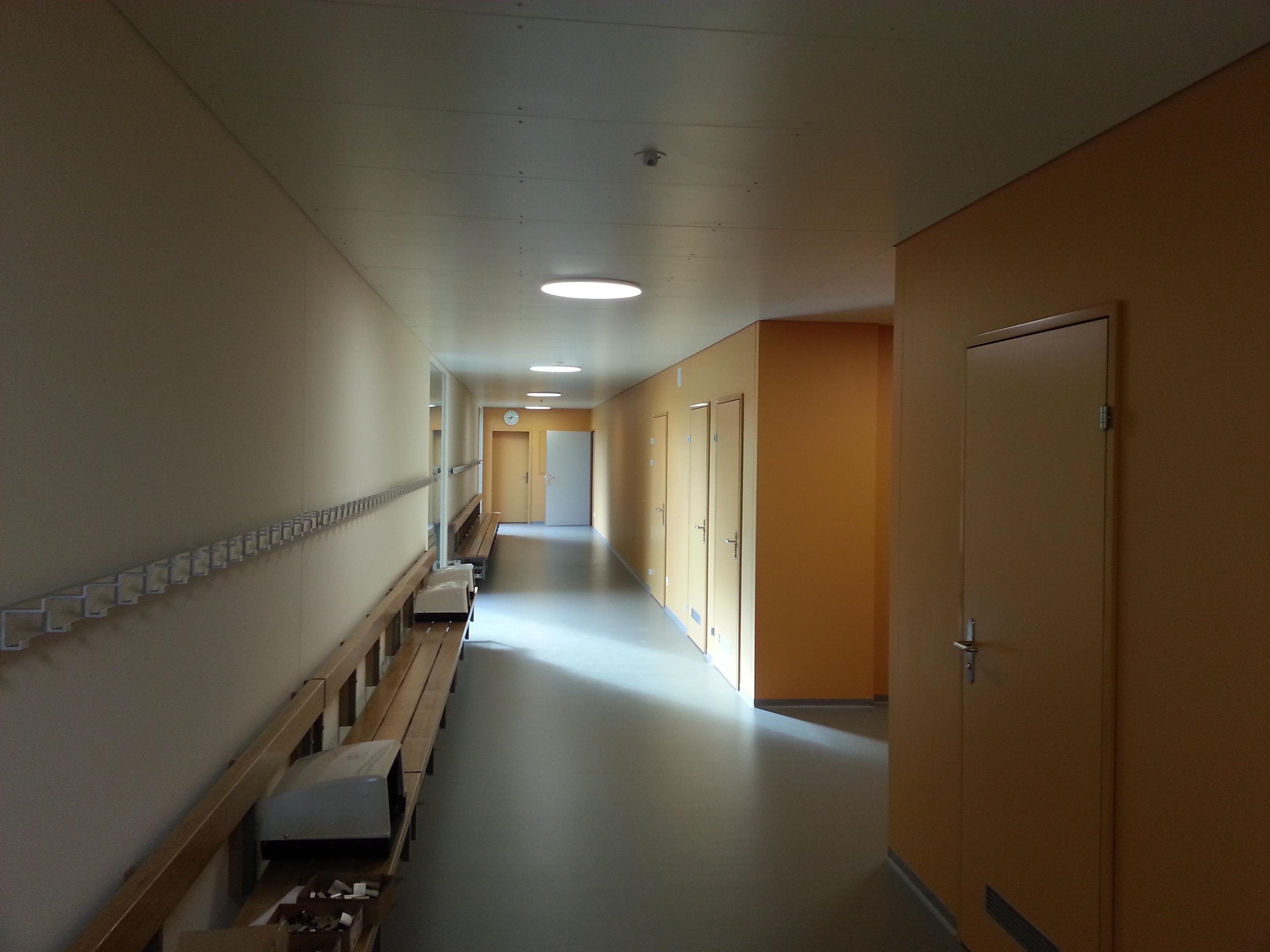 Schulhaus Pavillon