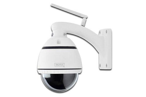 IP-Kamera Digitus OptiZoom, 1600x1200,PoE, Outdoor