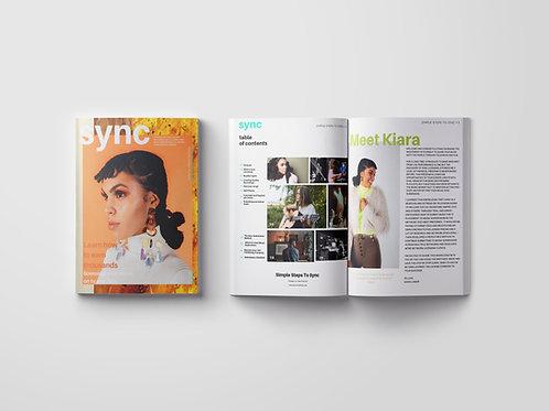 Simple Steps To Sync E-Magazine