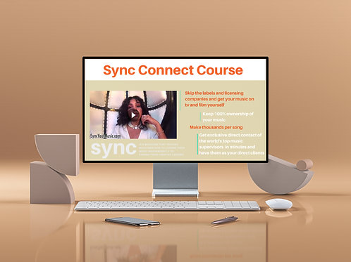 Sync Connect Course